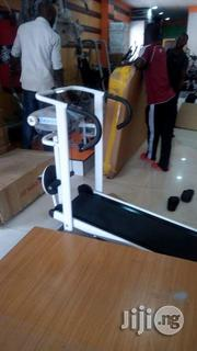 Manual Treadmill With Massager | Massagers for sale in Lagos State, Ikeja