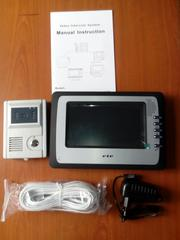 Wireless/Wired Video Door Phone | Home Appliances for sale in Lagos State, Ikotun/Igando