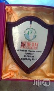 Award Plaque With Printing | Arts & Crafts for sale in Lagos State, Ikeja