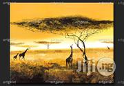 African Savannah Painting | Building & Trades Services for sale in Abia State, Umuahia