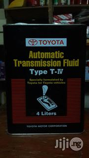 Toyota Nd Lexus Atf T-iv WS Orinal Genuel Pat | Vehicle Parts & Accessories for sale in Abuja (FCT) State, Durumi