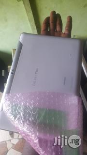 Samsung Galaxy Tab 10.1 Inches Silver 32 Gb | Tablets for sale in Lagos State, Mushin