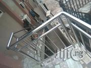 Stainless Handrails Silver | Building Materials for sale in Lagos State, Epe