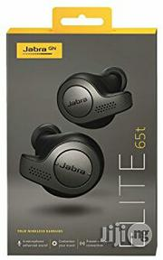 Jabra Elite 65t True Wireless Earbuds &Charging Case | Headphones for sale in Lagos State, Ikeja