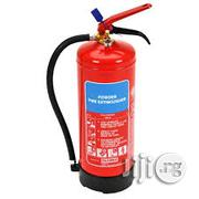 Fire Extinguisher 6KG DCP | Safety Equipment for sale in Lagos State