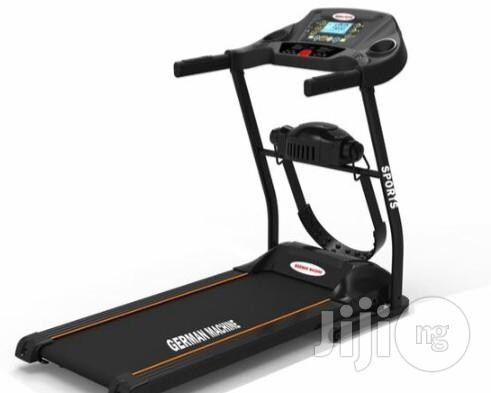 Deyoung 2hp Treadmill With Massager
