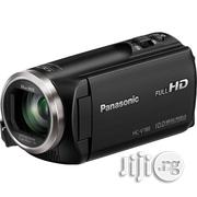 Panasonic HC-V180K Full HD Camcorder With 50x Stabilized Optical Zoom | Photo & Video Cameras for sale in Lagos State, Lagos Mainland
