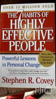 7 Habit Of Highly Effective People Bu Steven Haves | Books & Games for sale in Lagos State, Yaba