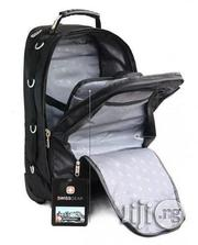 Swiss Gear Swissgear Trolley Laptop Backpack - Black | Bags for sale in Lagos State, Lagos Mainland