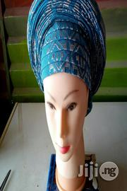 Auto Gele Is Ready For Use.It Is Easy To Tie And Beautiful   Clothing Accessories for sale in Lagos State, Ifako-Ijaiye