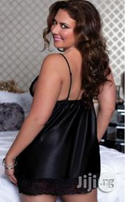 Plus Size Lace Satin Lingerie - Sleepwear To 3XL | Clothing for sale in Lagos State, Lekki Phase 2