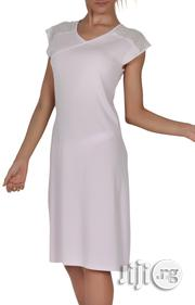 Soft Cotton Nightwear - Long Nightdress in Pink | Clothing for sale in Lagos State, Lekki Phase 2
