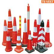 Safety Traffic Cone | Safety Equipment for sale in Lagos State, Agboyi/Ketu