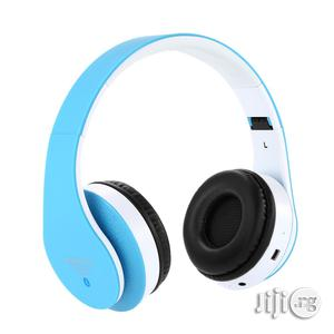 P13 Wireless Bluetooth Stereo Headphone Headset Support TF Card