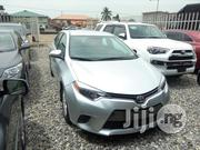 Toyota Corolla LE 2015 Silver | Cars for sale in Lagos State, Ojodu