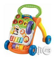 Vtech Sit To Stand Learning Baby Walker | Children's Gear & Safety for sale in Lagos State, Ikeja