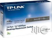 Tp-Link Desktop Switch 24port TL-SF1024D | Networking Products for sale in Lagos State, Ikeja