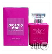 Giorgio Pink Special Edition EDP 100ml Perfume | Fragrance for sale in Lagos State, Ikeja