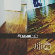 Wooden Vinyl Flooring. Free Installation Nationwide.   Building & Trades Services for sale in Abuja (FCT) State, Gwarinpa