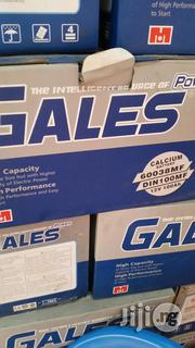 Gales Calcium Battery | Vehicle Parts & Accessories for sale in Abuja (FCT) State, Kubwa
