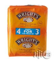 Wright's Traditional Bar Soap (125g) Made In USA | Baby & Child Care for sale in Lagos State, Ikeja