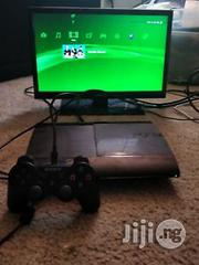 Mint Hacked Super Slim Ps3 Console With God Of War | Video Game Consoles for sale in Lagos State, Ikeja