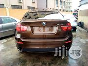 Tokunbo BMW X6 2013 Brown | Cars for sale in Lagos State, Ikeja