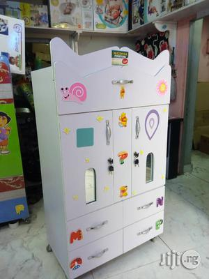 White Kids Wardrobes A Must Have For Every Home