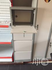Office Four Drawer Filling Cabinet With In Built Safe | Safety Equipment for sale in Lagos State, Lekki Phase 2