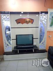 Brand New Classic Tv Stand Together With Wine Bar | Furniture for sale in Lagos State, Ojo