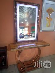 Brand New Console Dressing Mirrow Stand . | Furniture for sale in Lagos State, Ojo