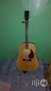 Acoustic Guitar (With Strap Belt and Bag)   Bags for sale in Lagos State, Mushin