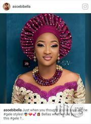 Design Auto Gele | Clothing for sale in Lagos State, Ojodu