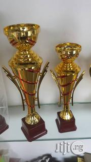 Brand New Trophies Available At Favour Sports Station | Arts & Crafts for sale in Rivers State, Port-Harcourt