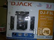 Brand New Djack 3.1 Bluetooth X-bass Multimedia Speaker System | Audio & Music Equipment for sale in Lagos State, Ikorodu