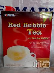 EDMARK Red Bubble Tea | Vitamins & Supplements for sale in Delta State, Uvwie