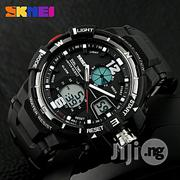 Skmei Analog Digital Display Watch | Watches for sale in Lagos State, Lagos Island