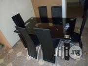 Brand New Quality Dining Table With Six Strong Chairs   Furniture for sale in Lagos State, Lekki Phase 2