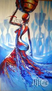 Beautiful Wall Decor Paintings Hand Painted Artwotrks | Arts & Crafts for sale in Cross River State, Calabar South