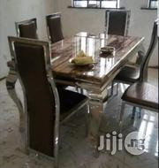 Top Class RL Marble Dining Table | Furniture for sale in Lagos State, Lekki Phase 1