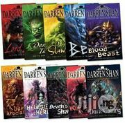 Darren Shan Collection | Books & Games for sale in Lagos State, Surulere