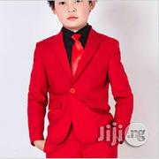 The Red Children Suit For The Moment | Children's Clothing for sale in Lagos State, Lekki Phase 1