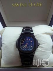 PATEK PHILIPPE Geneve Black Crystal Chain Ladies Watch   Watches for sale in Lagos State, Surulere