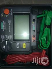 Kyoritsu Insulation Tester 5000volts | Measuring & Layout Tools for sale in Lagos State, Ojo