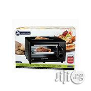 Masterchef Electric Toaster Oven With Top Grill | Kitchen Appliances for sale in Lagos State, Lagos Mainland