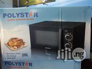 Polystar 20L Microwave Oven With Grill- PV-H20LB | Kitchen Appliances for sale in Lagos State, Ojo