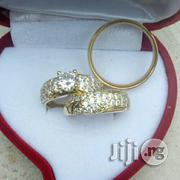 Pz Romania Gold Wedding Rings | Wedding Wear for sale in Lagos State, Maryland