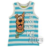 Scooby Do Character Boys Vest | Children's Clothing for sale in Lagos State, Shomolu