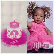 Pink And White Tutu Cake   Meals & Drinks for sale in Abuja (FCT) State, Dei-Dei