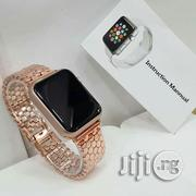 Smart Watch Rose Gold Chain Watch For Unisex | Smart Watches & Trackers for sale in Lagos State, Lagos Island